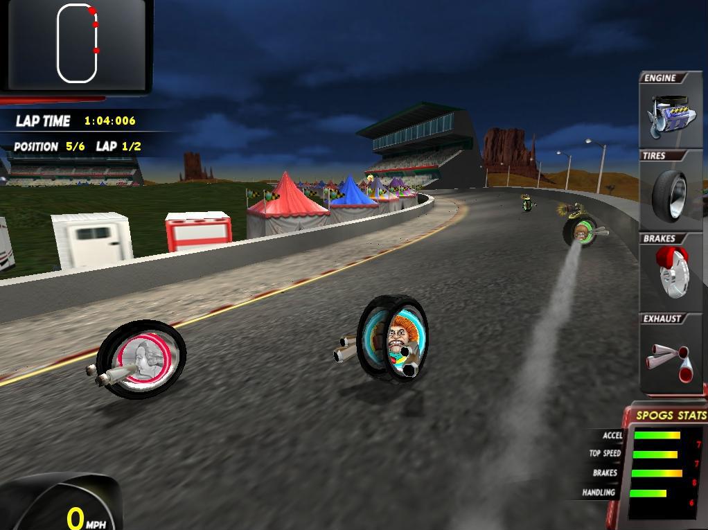 SPOGS Racers
