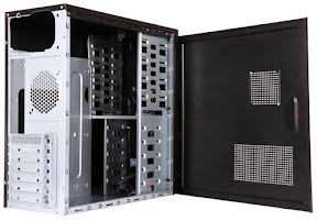 Gigabyte GZ-P5 Plus, ATX mid-tower case for gamers