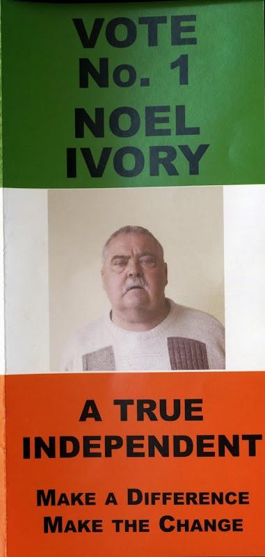 Vote Noel Ivory
