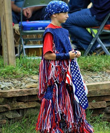 Lenape Powwow Fancy Dancer6