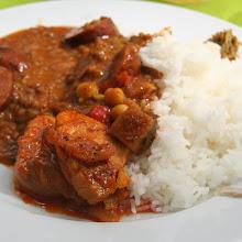 Mauritius Island Supper