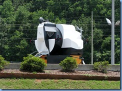 8517 U.S. Space and Rocket Center - Huntsville, Alabama - Lunar Lander