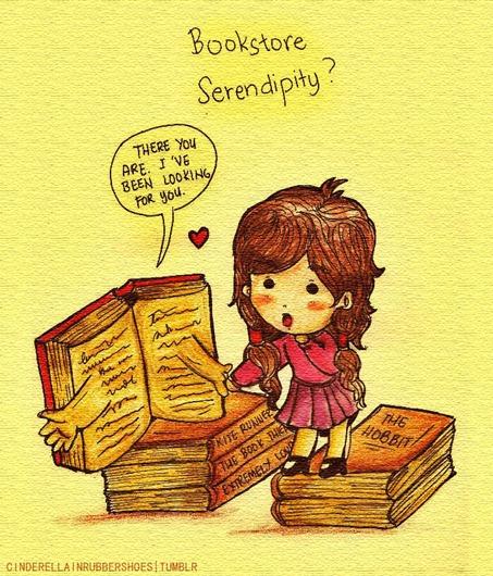 Bookstore Serendipity