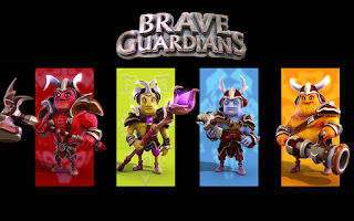 Screenshot of Brave Guardians