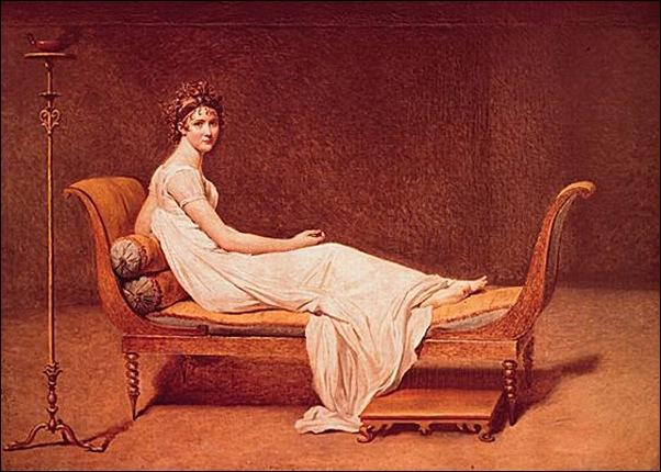 David, Madame Recamier