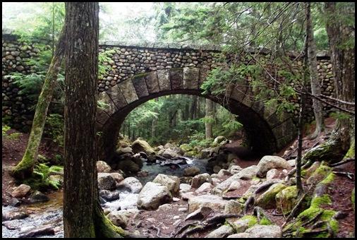 Jordan Stream and 4 bridges 127