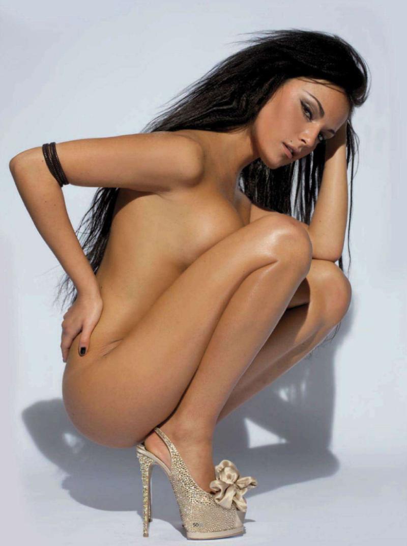 Francesca De Andrè su Playboy