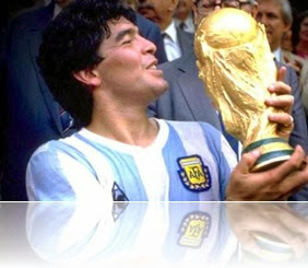 The Man who Won the World Cup on his own a feat none other have done & none can do