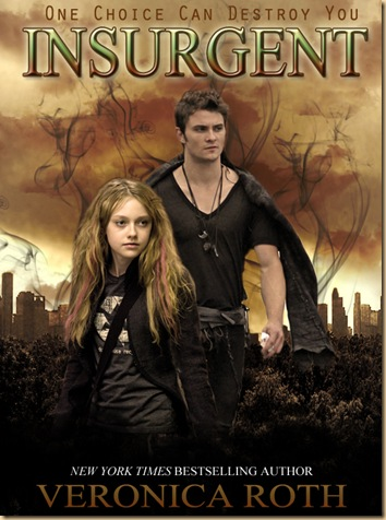 Fan art Insurgent Veronica Roth