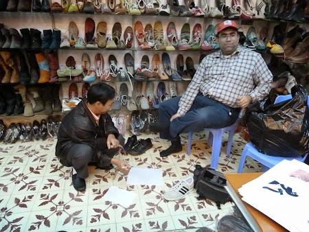 . La cizmar in Hoian
