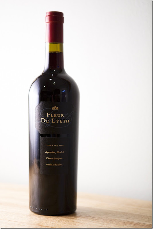 2009 Fleur De Lyeth California Proprietary Blend-1