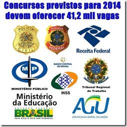 Concursos Públicos 2014