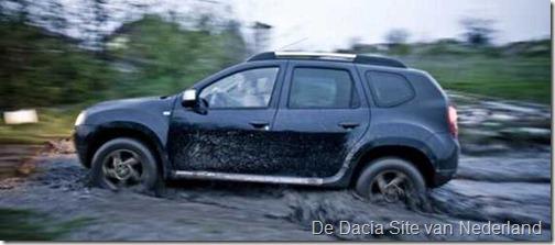 Dacia in de sneeuw 03
