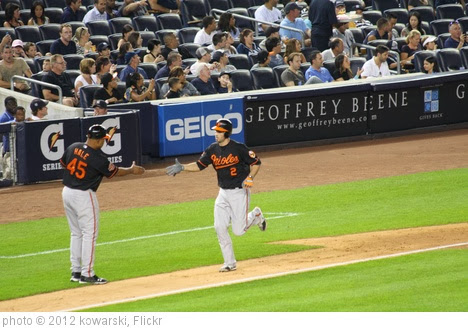 'Taken at the Yanks-O's Game on 8/31/12' photo (c) 2012, kowarski - license: http://creativecommons.org/licenses/by/2.0/