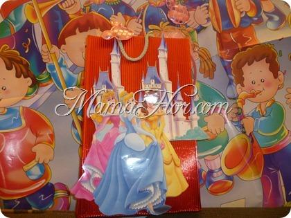 Bolsas de golosinas: de las Princesas