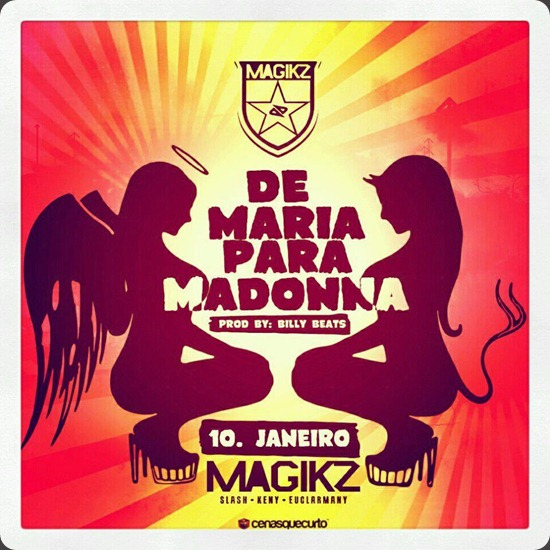 Magikz - De Maria para Madonna