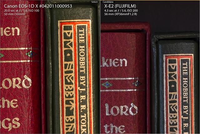 SIGMA 50mm vs Fujifilm X-E2 56mm f/1.2R