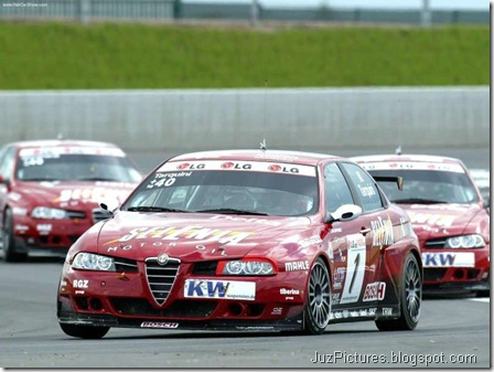 Alfa Romeo 156 GTA Autodelta5
