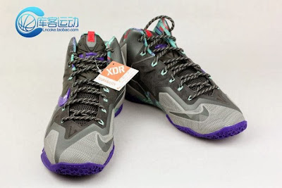 nike lebron 11 gr terracotta warrior 4 06 Nike Drops LEBRON 11 Terracotta Warrior in China