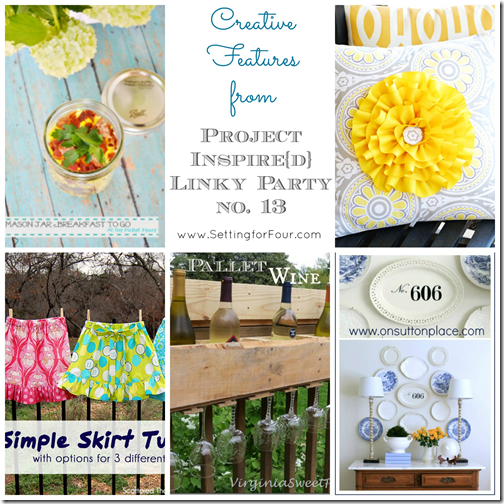 Project Inspire{d} Feature Picks