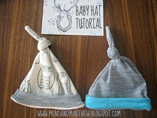 Baby Hat Tut