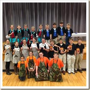 county food challenge awards