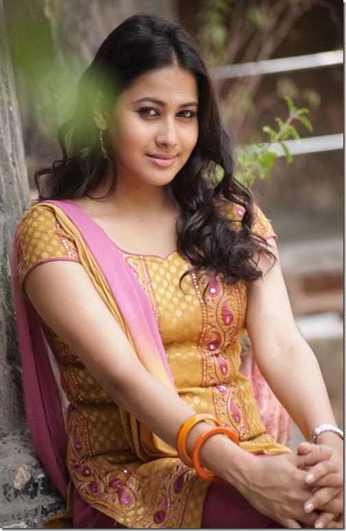 Actress Panchi Bora in Yamini Chandrasekhar Movie Stills