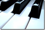 suonare il pianoforte