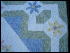 Daisy Quilting