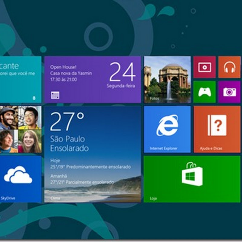 Windows 8: Como atualizar para o Windows 8.1