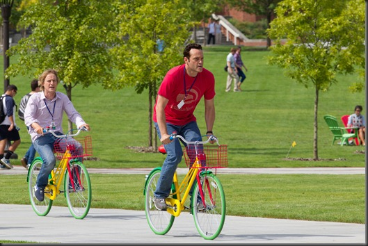owen wilson & vince vaughn THE INTERNSHIP