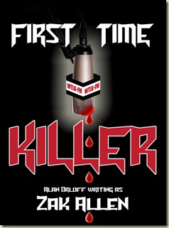 First Time Killer cover