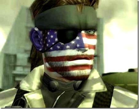 Solid Snake America