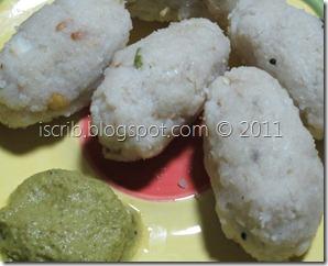 Aval Kozhukattai (Flattened Rice Dumplings)