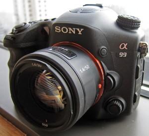 Sony A99 300x274