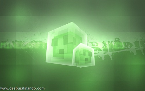 wallpapers minecraft 8 bit pixelados desbaratinando  (34)