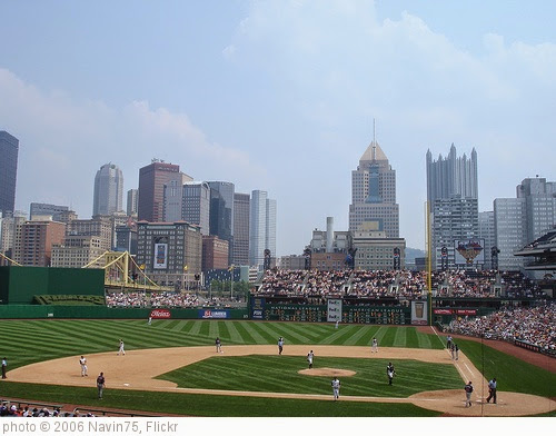 'PNC Park' photo (c) 2006, Navin75 - license: https://creativecommons.org/licenses/by-sa/2.0/