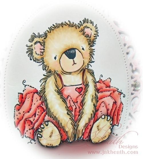 tutu teddy2