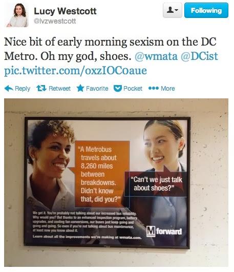 Metro ladies