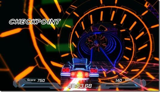 Nitronic Rush free indie game image 8