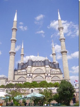 450px-Salimiye_Masjid Edirne,