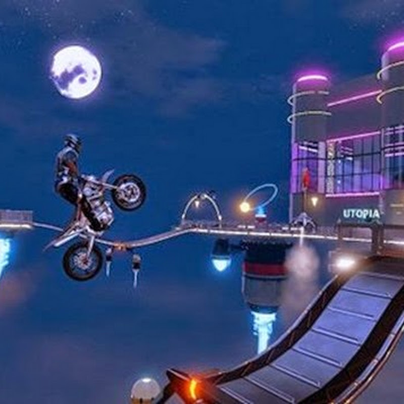 Trials Fusion: Sky Empire DLC – Penguin Party Easter Egg