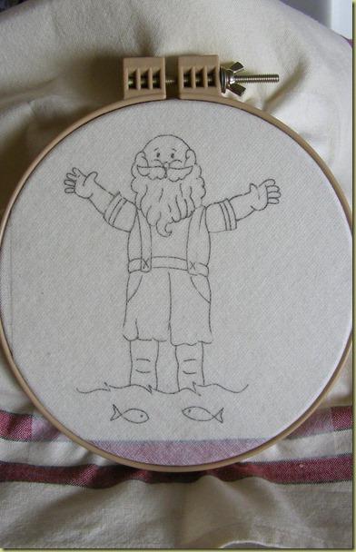 Santa-Sulky