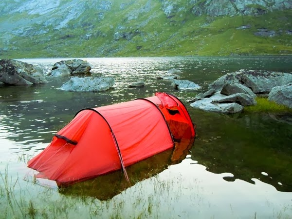 camping mistakes not to make, tent camping