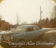 Ford Anglia 1957
