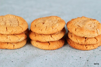 Peanut Butter Biscuits1