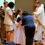 1st Eucharist, May 5, 2012