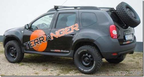 Dacia Duster Terranger 00 B