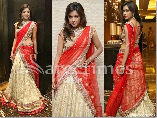Vithika_Silk_Shimmer_Half_Saree
