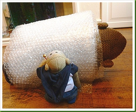 Bubblewrap appreciation